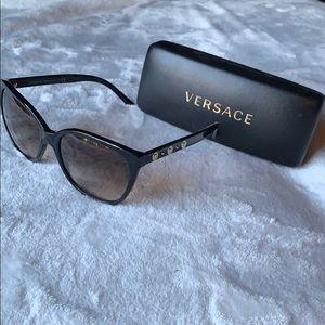 Versace Mod. 4281 Sunglasses Black